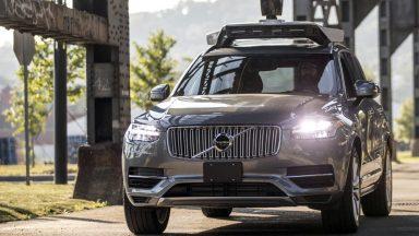 La guida autonoma di Uber è pronta a tornare in California