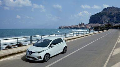 Renault: per il mercato cinese venderà solo auto elettriche