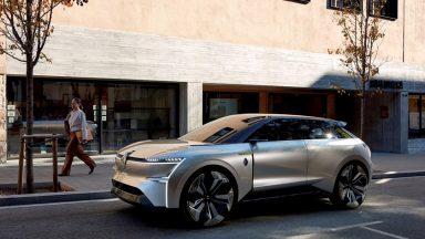 Renault: il prossimo SUV elettrico si ispira alla Morphoz
