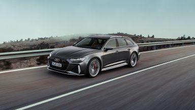 Audi: le RS del futuro saranno solo elettrificate