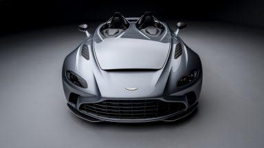 Aston Martin V12 Speedster: 700 CV per 88 fortunati