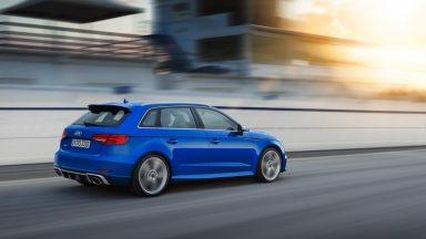 Audi RS 3 Sportback: ecco l'edizione celebrativa 25 yeaRS