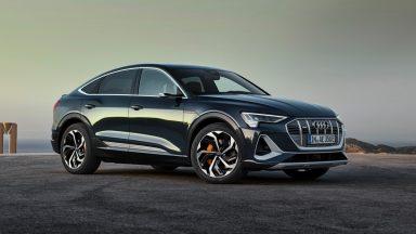 Audi: la ricarica rapida batte la potenza specifica