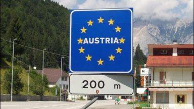 Coronavirus: l'Austria chiude le frontiere con l'Italia