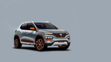 Dacia Spring: l'elettrica low cost confermata per il 2021