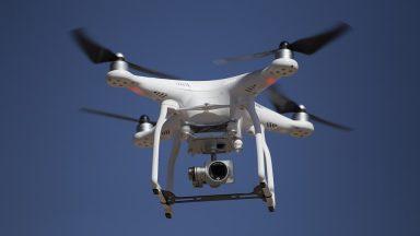 Coronavirus: anche i droni per controllare gli spostamenti
