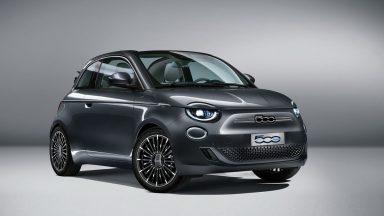 Fiat 500 elettrica: parte il tour per mostrarla in anteprima