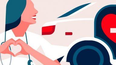 Coronavirus: con FreeNow taxi gratis con l'opzione
