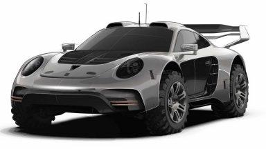 Porsche 911: Gemballa la trasforma in una off-road