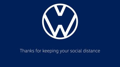 Coronavirus: Volkswagen e Audi per la distanza sociale
