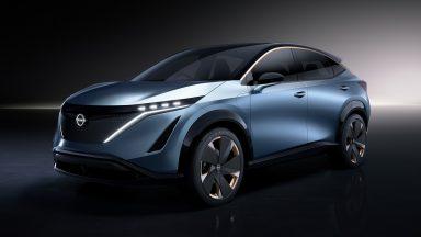 Nissan Ariya: i nuovi dettagli del crossover elettrico