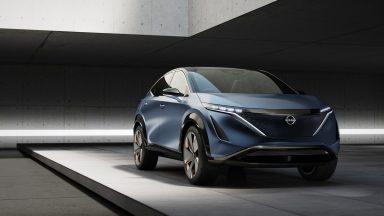 Nissan Ariya: la versione di serie sarà svelata a luglio
