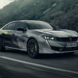 Peugeot 508 Sport Engineered: l'ibrido scatena 400 CV