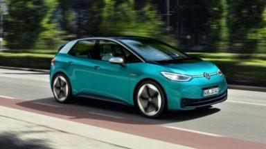 Volkswagen ID.3: la 1st edition parte da 37.500 euro