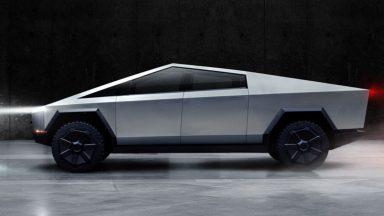 Tesla Cybertruck: le dimensioni non saranno ridotte