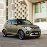 Suzuki Ignis: restyling leggero per il crossover compatto