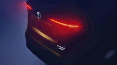 Toyota B-SUV: la presentazione è stata rinviata