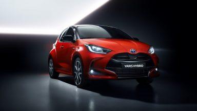 Toyota Yaris: ecco i prezzi per il mercato italiano