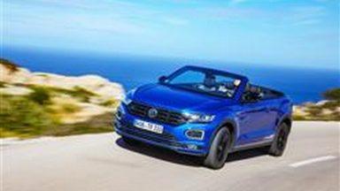 Volkswagen T-Roc cabrio: arriva ad aprile in Italia