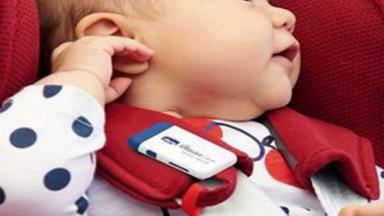 Chicco Bebècare Easy-Tech: dispositivo antiabbandono a 9€