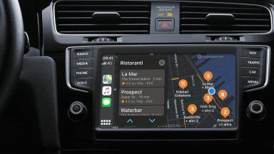 iOS 14 consentirà di personalizzare lo sfondo su CarPlay?
