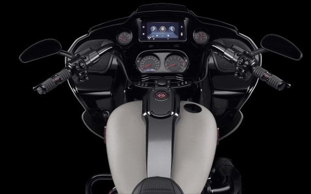 Android Auto su una Harley-Davidson