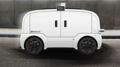 29 milioni di dollari per la guida autonoma di Neolix