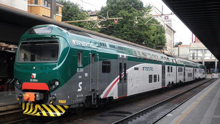 coronavirus spostamenti in treno