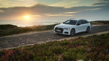 Audi A6 Avant: 51 Km di autonomia per la plug-in hybrid