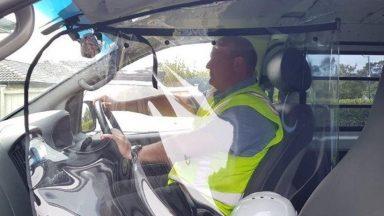 Driver Bubble: ecco la bolla protettiva per i taxi
