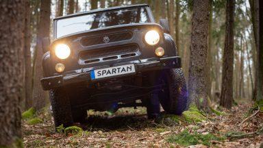 MWM Spartan: il fuoristrada elettrico duro e puro