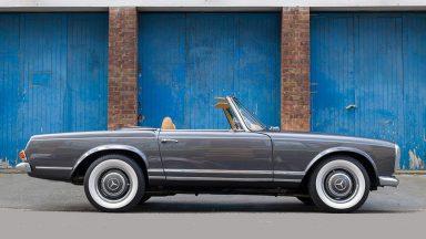 Mercedes Pagoda: Ioniq Cars la trasforma in elettrica