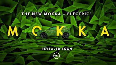 Opel Mokka: la prossima generazione sarà anche elettrica