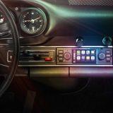 Apple CarPlay e Android Auto adesso anche sulle 911 vintage