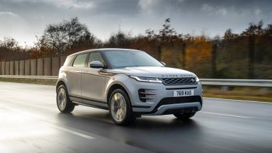 Land Rover: Evoque e Discovery anche diesel mild-hybrid