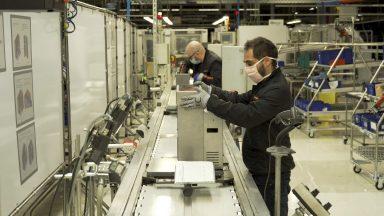 Seat: la fabbrica di Martorell adesso produce respiratori
