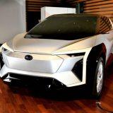 Subaru Evoltis: il SUV elettrico sviluppato con Toyota