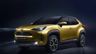 Toyota Yaris Cross: ecco il nuovo crossover ibrido