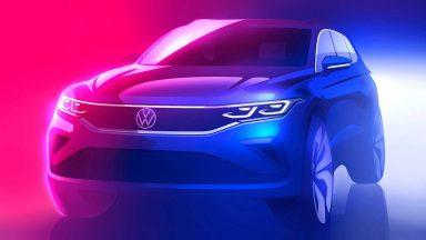 Volkswagen Tiguan: il restyling porta l'ibrido plug-in
