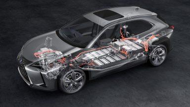 Lexus: le batterie garantite 10 anni o 1 milione di Km