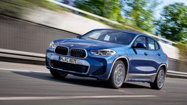 BMW X2 xDrive25e: il crossover diventa ibrido plug-in