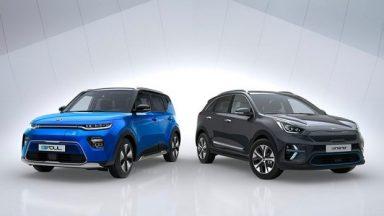 Kia: a giugno scatta la vendita della gamma elettrica