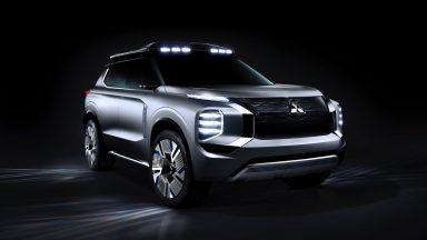 Mitsubishi Outlander: la quarta generazione sarà ibrida