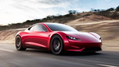 Tesla Roadster: ecco spiegata la funzione Rocket