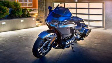 Android Auto: arriva di serie sulla serie di moto Honda Wing