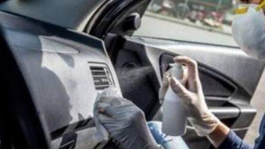 Sanificare un auto: ecco quali trucchi e consigli seguire