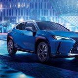 UX 300e: il crossover Lexus inaugura l'era delle elettriche