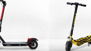Ducati: i monopattini elettrici Pro II e Cross-E Scrambler