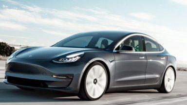Tesla Model 3: i modelli in Cina avranno batterie diverse