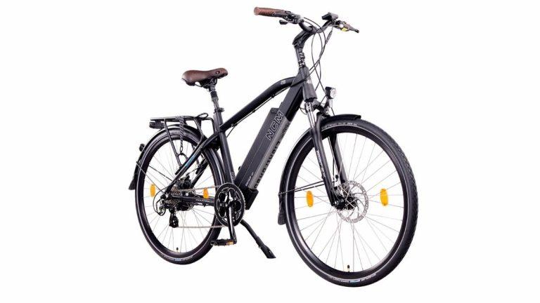 e-bike: NCM Venice